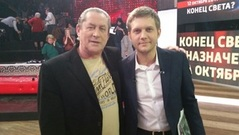 Влад Светоч и Борисов Корчевников