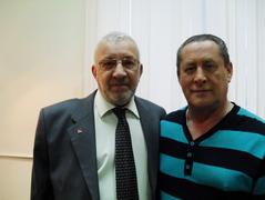 Влад Светоч и Владимир Файнзильберг