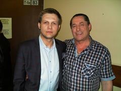 Влад Светоч и Борис Корчевников